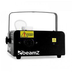 BeamZ S700 wytwornica dymu z Laserem 200mW, czerwona-zielona