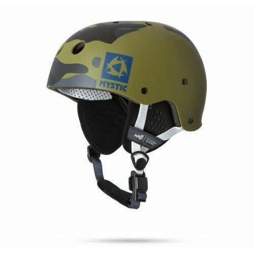 Pozostałe sporty wodne, Kask Mystic MK8 X Helmet Camouflage 2016
