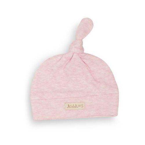 Czapeczki dla niemowląt, Juddlies Czapka Niemowlęca Pink Fleck