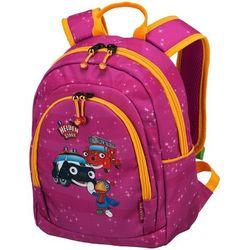 Travelite Bohaterowie Miasta plecak podróżny dla dziecka / różowy - Pink