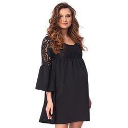 ubrania ciążowe Wieczorowa sukienka ciążowa Irina Piękny Brzuszek