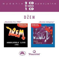 Dżem - Absolutely Live 1986 / Zemsta Nietoperzy