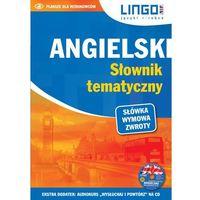 Słowniki, encyklopedie, Angielski. Słownik tematyczny + CD (opr. miękka)