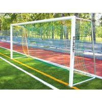 Piłka nożna, Bramka do piłki nożnej SENIOR przenośna alu 7,32 x 2,44m +siatka