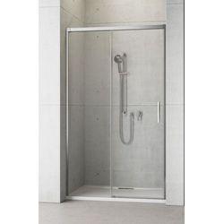 Radaway Idea DWJ drzwi wnękowe 120 cm lewe, szkło przejrzyste, wys. 205 cm, 387016-01-01L