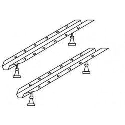 Ravak stelaż do wanny asymetrycznej 10° ( 10 stopni) GPX2240396