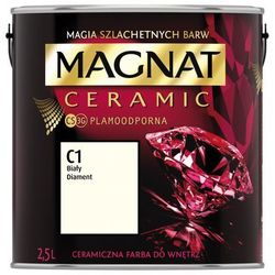 Farba Ceramiczna Magnat Ceramic C1 Biały Diament 2.5l