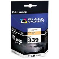 Tusze do drukarek, [BPH339] Ink/Tusz Black Point | (HP C8767EE) black