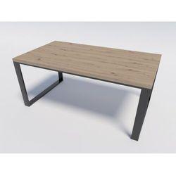 Nowoczesny stół do kuchni lub salonu RENO 160/90 Dąb Artisan
