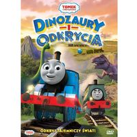 Bajki, Tomek i przyjaciele Dinozaury i odkrycia (DVD)