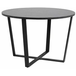 Stół Amble czarny marmur - czarny