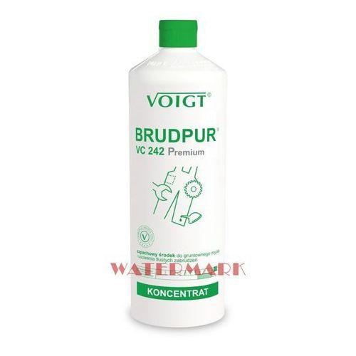 Rozcieńczalniki i rozpuszczalniki, BRUDPUR Premium 1l VC242 Voigt odtłuszczacz