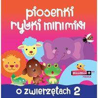 Bajki i piosenki, Mini Mini Piosenki Rybki O Zwierzętach Vol 2