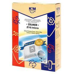 Worki do odkurzacza K&M Z16 micro
