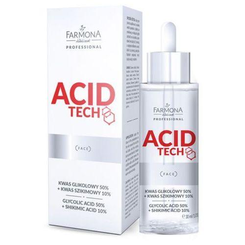Pozostała pielęgnacja, Farmona ACID TECH GLYCOLIC ACID 50% + SHIKIMIC ACID 10% Kwas glikolowy 50% + szikimowy 10%