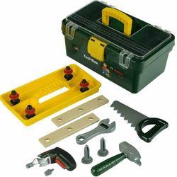 Skrzynka z narzędziami i wkrętarką Bosch - Klein. DARMOWA DOSTAWA DO KIOSKU RUCHU OD 24,99ZŁ