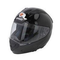 Kaski motocyklowe, Ispido kask integralny raven kolor czarny