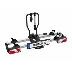 Składany bagażnik na rowery EUFAB PREMIUM TG uchwyt na hak uchylny