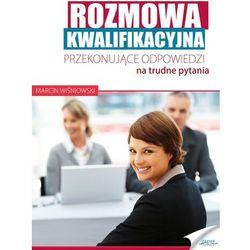 Rozmowa kwalifikacyjna - Marcin Wiśniowki - ebook