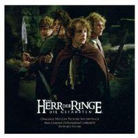 Pozostała muzyka rozrywkowa, Lord Of The Rings (Władca pierścieni) (OST) - Howard Shore (Płyta CD)