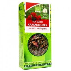 Herbata dla dzieci krasnoludek BIO 50g