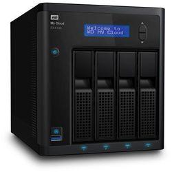 Serwer plików NAS WD My Cloud EX4100 0 TB ( WDBWZE0000NBK )