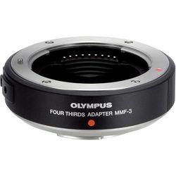 Olympus MMF-3 adapter Micro 4/3 dla obiektywów 4/3