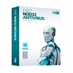 ESET NOD32 Antivirus BOX 1 - licencja na 2 lata ESET NOD32 Antivirus BOX 1 - desktop - licencja na 2 lata. Licencja uprawnia do pobrania najnowszej, dostępnej wersji programu