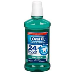 Oral-B Pro Expert Deep Clean płyn do płukania ust unisex