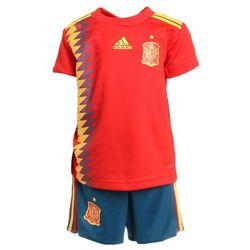 adidas Performance FEF SPAIN HOME BABYKIT SET Koszulka reprezentacji red/bogold