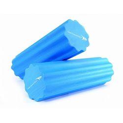 Wałek, Roller do masażu wyżłobiony - 45cm