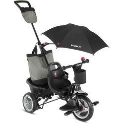 Czarny rowerek trójkołowy Puky CEETY Comfort Przy złożeniu zamówienia do godziny 16 ( od Pon. do Pt., wszystkie metody płatności z wyjątkiem przelewu bankowego), wysyłka odbędzie się tego samego dnia.