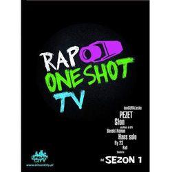 Rap One Shot Tv Sezon 1 - Różni Wykonawcy (Płyta DVD)