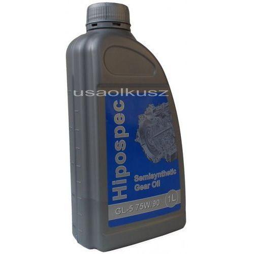 Oleje przekładniowe, Pół syntetyczny olej mostu bez LSD Hipospec 75W90 GL5 1l