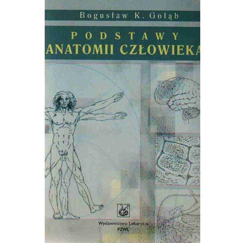 Książki medyczne, Podstawy anatomii człowieka (opr. miękka)