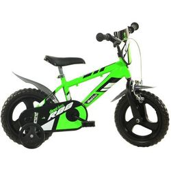 Dino Bikes Green 12