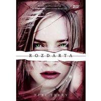 Książki fantasy i science fiction, Rozdarta (opr. miękka)