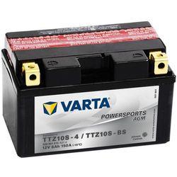 Varta Akumulator motocyklowy Powersports AGM TTZ10S-4/TTZ10S-BS Darmowa wysyłka i zwroty