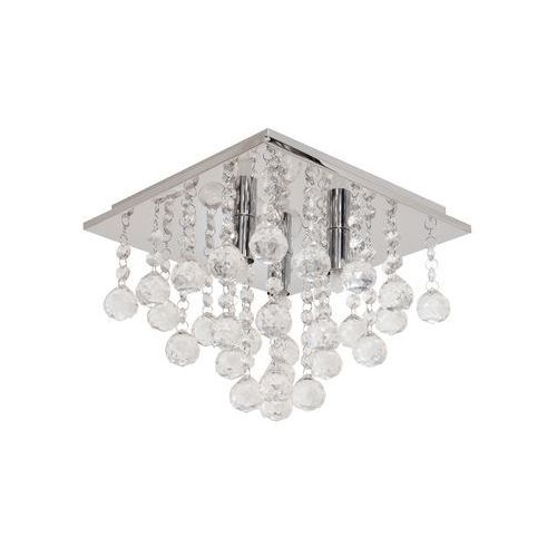Lampy sufitowe, Lampa sufitowa kryształowa CLARION 3xG9/40W/230V