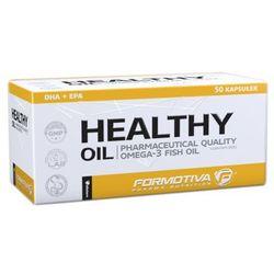 FORMOTIVA HEALTY OIL OMEGA 3 DHA+EPA 50 kaps