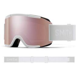 Smith Squad Snow Goggles, biały/różowy 2021 Gogle narciarskie