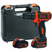 Black&Decker BDCDD12K1B-QW