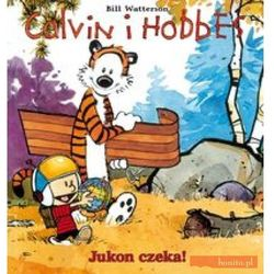 Calvin i Hobbes - 3 - Jukon czeka! (wyd. II). (opr. miękka)