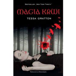 Magia krwi. Darmowy odbiór w niemal 100 księgarniach! (opr. miękka)