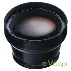 Konwerter Fujifilm Tele Conversion Lens TCL-X100 czarny (16428694) Darmowy odbiór w 20 miastach!