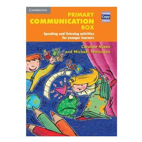 Książki do nauki języka, Primary Communication Box (opr. miękka)