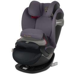 CYBEX fotelik samochodowy Pallas S-fix 2019 Premium Black - BEZPŁATNY ODBIÓR: WROCŁAW!