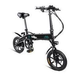 Składany rower elektryczny FIIDO D1 7,8 Ah - grafitowy