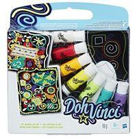 Kreatywne dla dzieci, DohVinci My Works Of Art Patterns - Hasbro