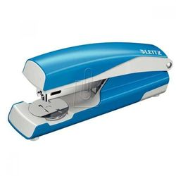 Zszywacz średni metalowy Leitz WOW NeXXt Series jasnoniebieski 55020030